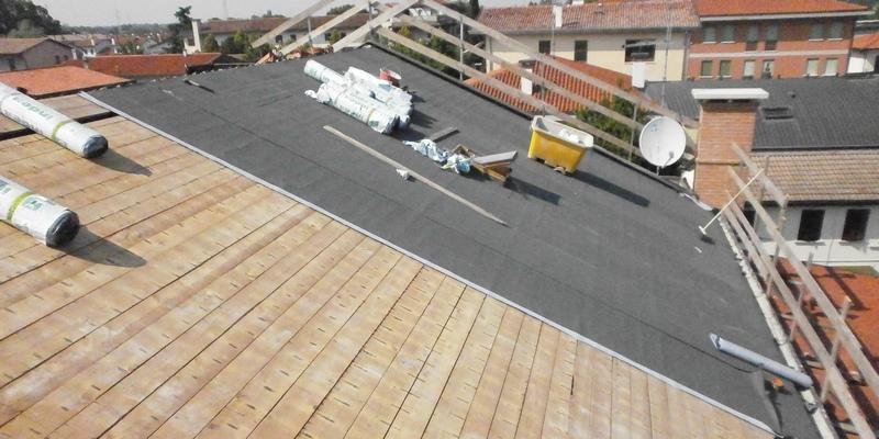 Isolamento tetto interno - Tetto in legno interno ...