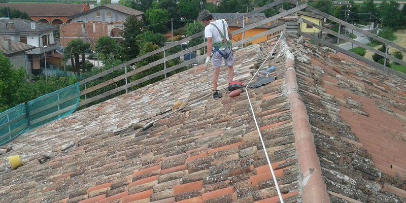 Rifacimento tetto padova monselice ristrutturazioni for Quanto costa costruire un capannone