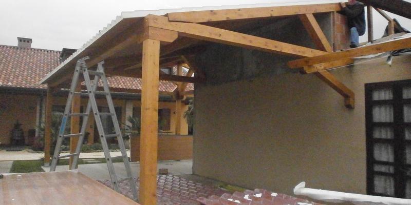 abbastanza Tetti in legno Padova Piove di Sacco – costruire tetto prezzi  DS05